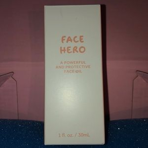 Other - Go -To Face Hero. Powerful and Protective Face Oil